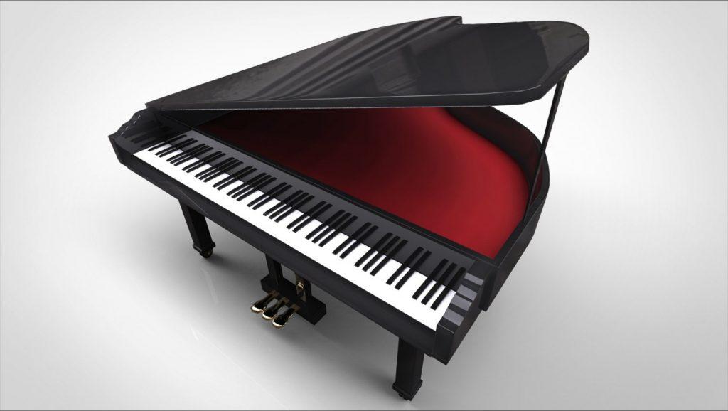 פסנתר חשמלי - מידע על אחד מכלי הנגינה שאחראיים למוזיקת הפופ והרוק המודרנית